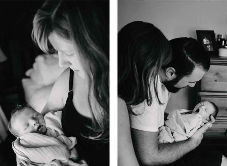 Baby Evangeline blog